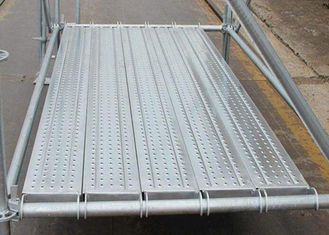 Safety Construction Handrails And Construction Work Platforms Steel Boards