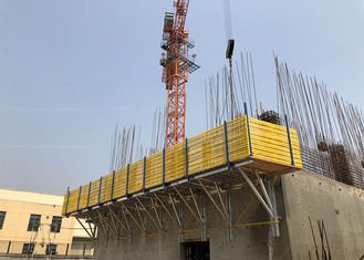 2.4m Wide Platform Jump Formwork with Hot Galvanizd