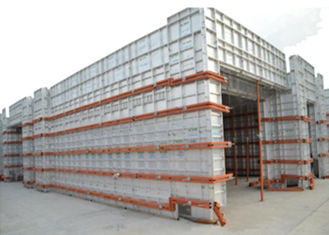 Simple Assembly Aluminium Formwork System With High Load Bearing Capacity